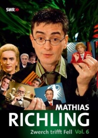 "DVD ""Zwerch trifft Fell Vol. 6"" - Mathias Richling wie wir ihn lieben"