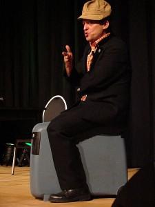 Frank Markus Barwasser als Pelzig