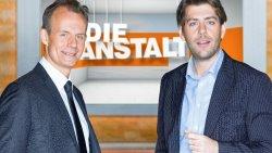 """Die Anstalt"": Gäste im April 2014"